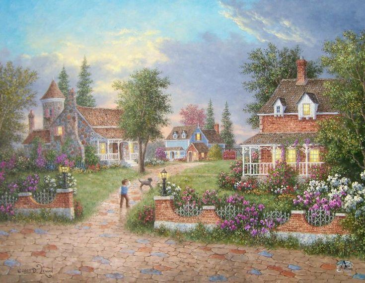 Maplewood Lane Dennis Lewan