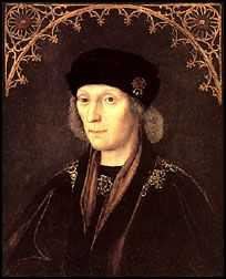 Henry VII., first in the line of the Tudor Monarchs.