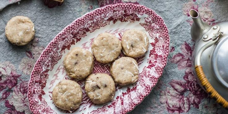 Refrigerator Cookies via @iquitsugar
