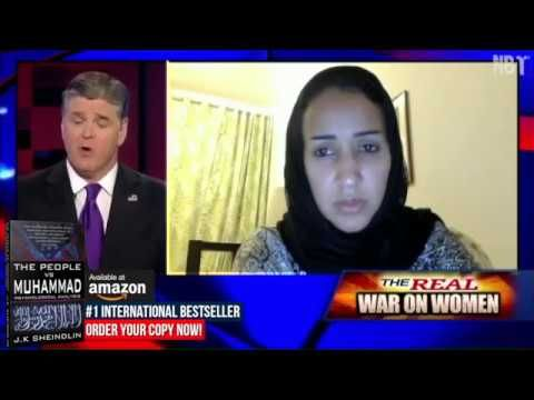"""""""CAT GOT YOUR TONGUE?"""" Hannity silences Muslim, listen for the crickets!!! - YouTube"""
