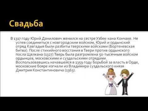 Московское княжесво