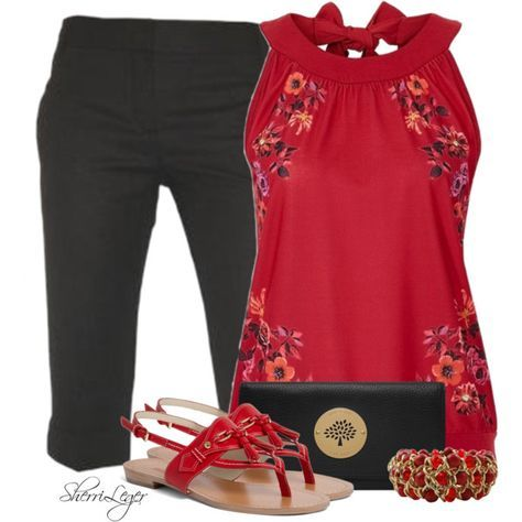 Untitled #1100 by sherri-leger on Polyvore featuring Brooks Brothers and Mulberry