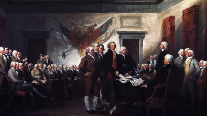 4 july 1776 american declaration of independence