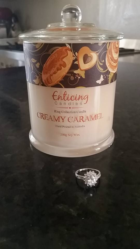 """I can't believe how quick your service is!! Normally we have to wait 3 times as long to get things to kalgoorlie!! Candle smells amazing and got a sterling silver ring! You guys are amazing! Heres to the first of many purchases "" - Emily J."