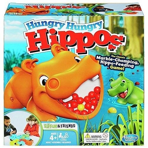 Hungry-Hungry-Hippos-Toy-Fun-Game-For-Kids-The-Best-Game-Best-Gift-Brand-New