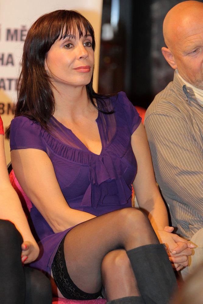 Herečka Nela Boudová