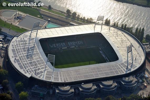 Weser Stadion (42'500)werder Bremen - schalke 04