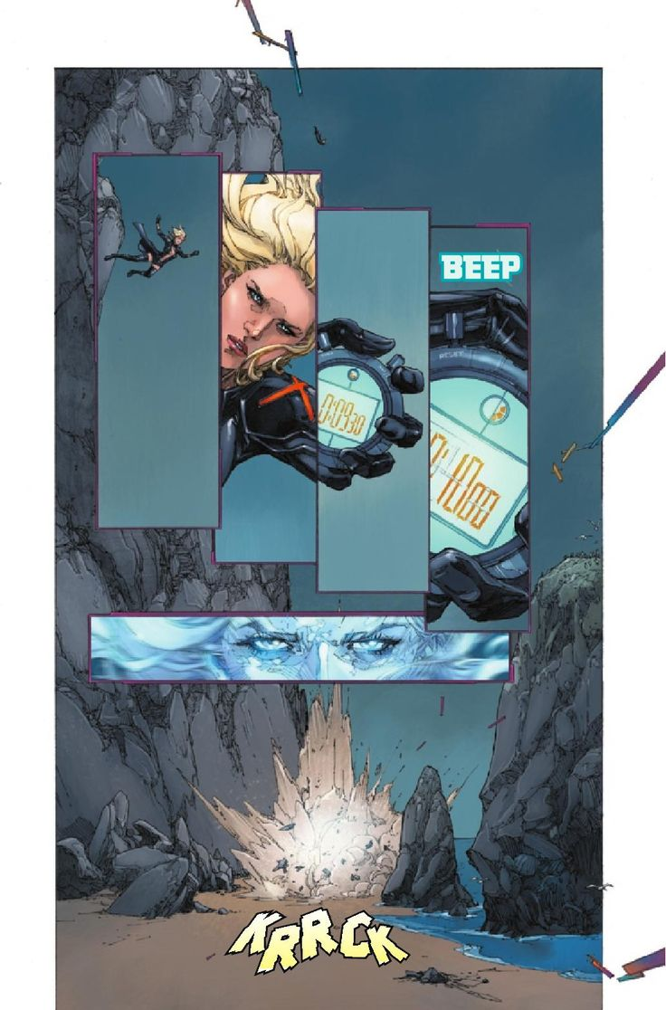 Preview: IvX #0, Story: Charles Soule Art: Kenneth Rocafort Cover: Kenneth Rocafort Publisher: Marvel Publication Date: November 30th, 2016 Price: $4.99  ...,  #All-Comic #All-ComicPreviews #CharlesSoule #Comics #IvX #KennethRocafort #Marvel #previews