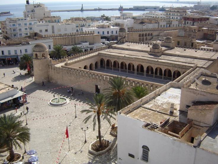 Sousse, Tunis.