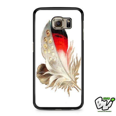 Color Feather Samsung Galaxy S7 Case