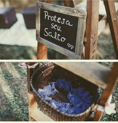 MB Produções e Eventos: Para um casamento no campo ou jardim essa alternat...
