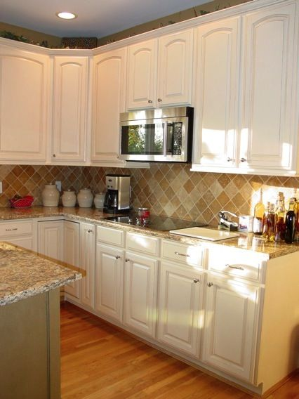Headley's Kitchen Cabinet Painted Finishes