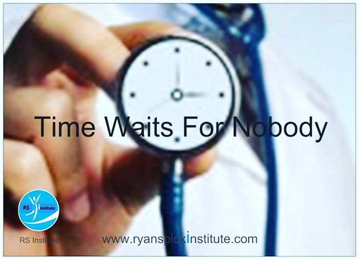 #Time Waits For Nobody