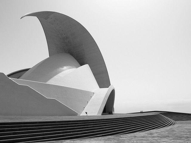 Auditorio, Tenerife | Flickr: Intercambio de fotos