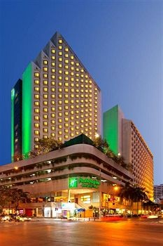Great discount on Holiday Inn Bangkok Silom..!!