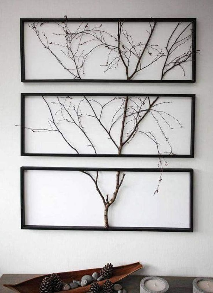 unglaublich DIY Home Decor Out Off Tree Branches
