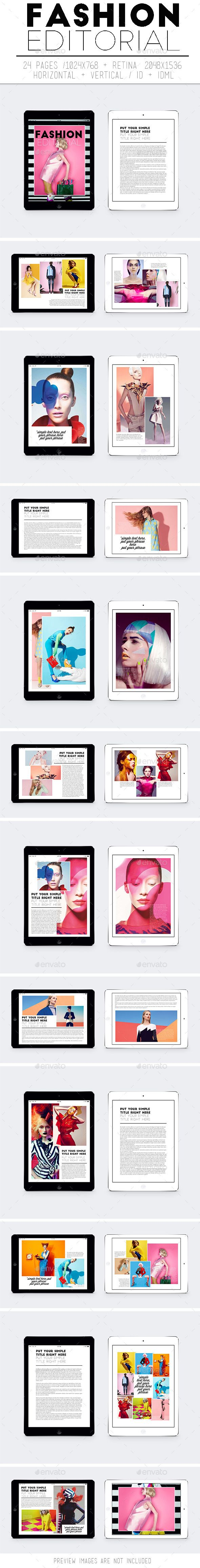 Tablet Fashion Editorial Template #emagazine Download: http://graphicriver.net/item/tablet-fashion-editorial/10658167?ref=ksioks