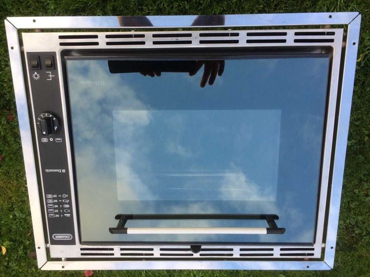 Gasbackofen- Grill Dometic / Cramer CBCG / Camping Wohnmobil