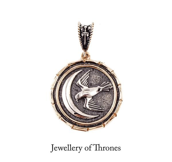 Jewellery-of-Thrones в Твиттере: «Arryn Necklace! Size: 1.49 inch x 1.02 inch Made of: sterling silver and gold Price: 189 $ http://t.co/aY1xeOSuyD» Contact us: jewelleryofthrones@gmail.com