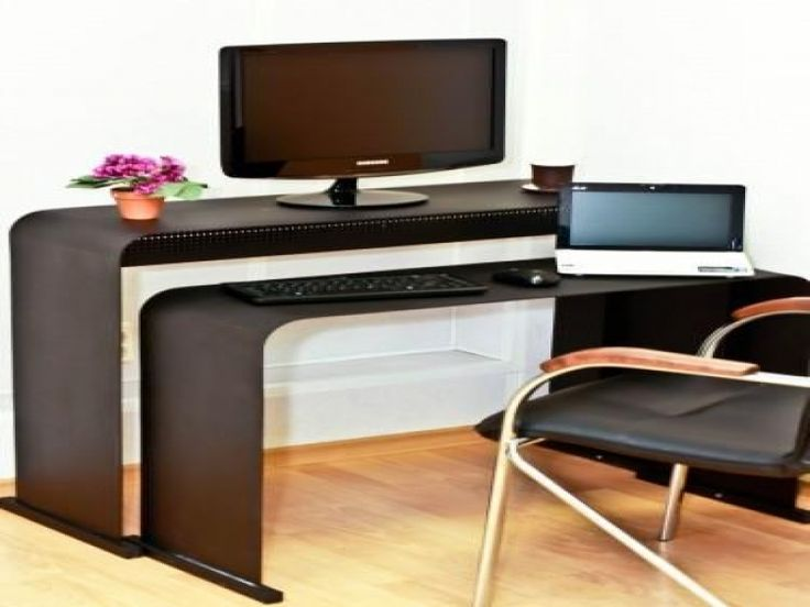 Computer Desks For Small Spaces Small Space Computer Desk | Sidetracked