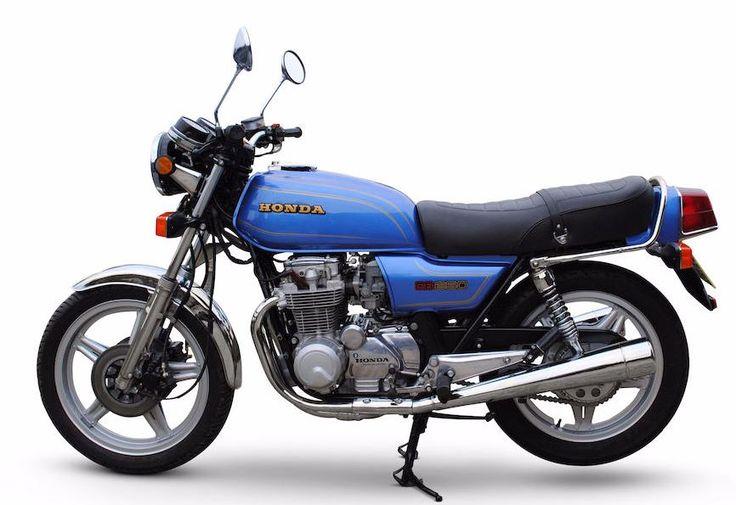 1980 HONDA CB650Z