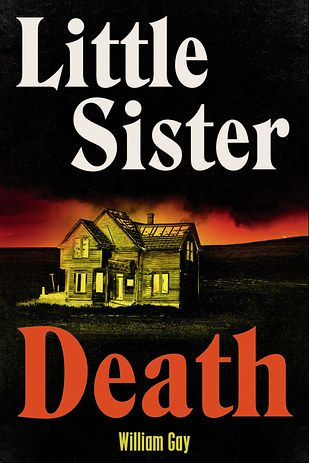 """The """"lost"""" horror novel of the late southern gothic writer William Gay, Little Sister Death is inspired by the famous 19th-century Bell Witch haunting, and follows the unravelling life of David Binder, a writer who moves his young family to a haunted Tennessee farmstead to try and find inspiration for his faltering work. Little Sister Death by William Gay – Out now 