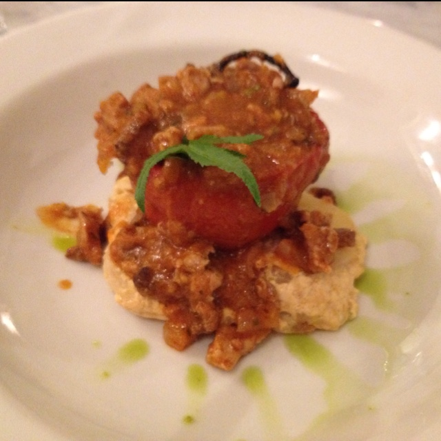 Rocotto Relleno, a classic Arequipan dish