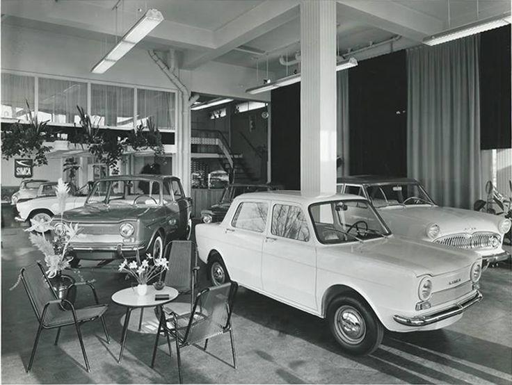 232 best simca images on pinterest automobile autos and for Garage electricite auto paris