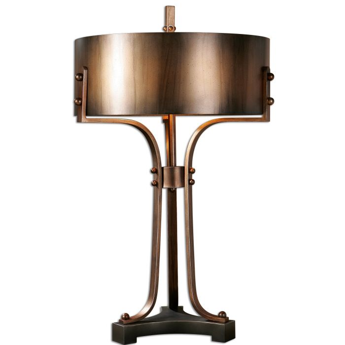 Aspen Park Metal Table Lamp