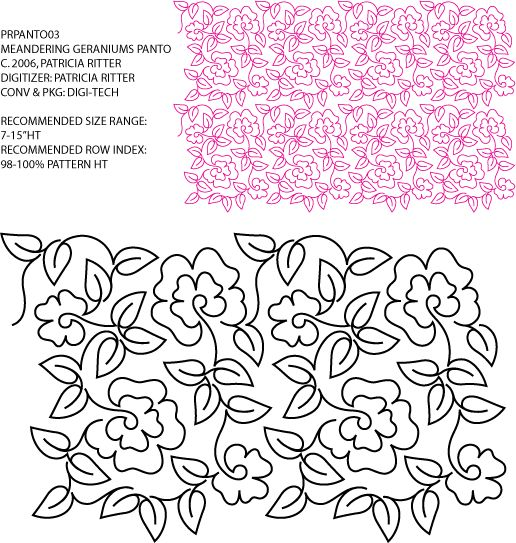 211 best ideas about digital pantographs on pinterest snowball christmas doodles and bread for Quilting pantographs free