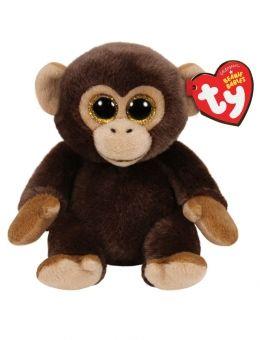 Wild Monkey 6 Inch Beanie Baby