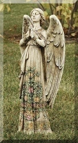 Garden Angel - Praying Angel - Garden Statue