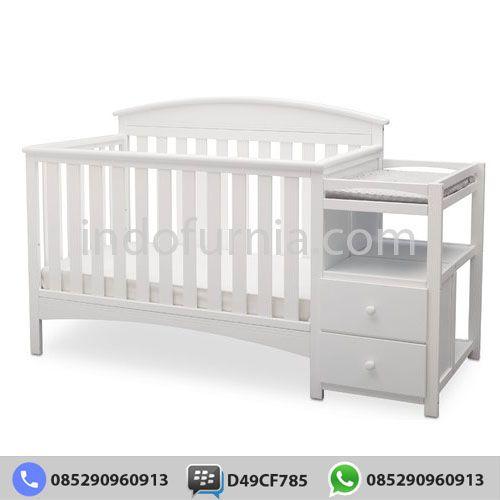 Ranjang Bayi BC-02  Segera miliki Ranjang Bayi yang aman dan nyaman untuk sang buah Hati Anda. Kami Jual Tempat Tidur Bayi dengan bahan Kayu Jati dan harga yang sangat terjangkau.