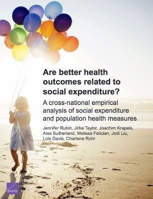 Salud con cosas: Gasto social y resultados en salud
