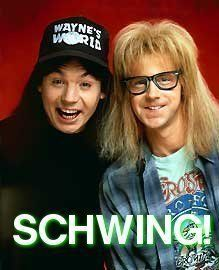 #70 WAYNE & GARTH (SATURDAY NIGHT LIVE)