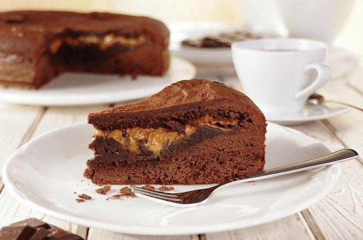 Zobacz jak przygotować sprawdzony przepis na Brownie krówkowo-czekoladowe - VIDEO. Wydrukuj lub pobierz PDF z przepisem.