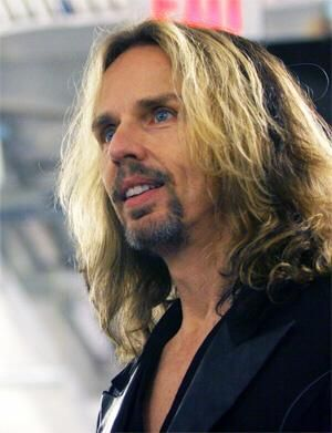 Tommy Shaw of STYX  I want to meet him someday. :)