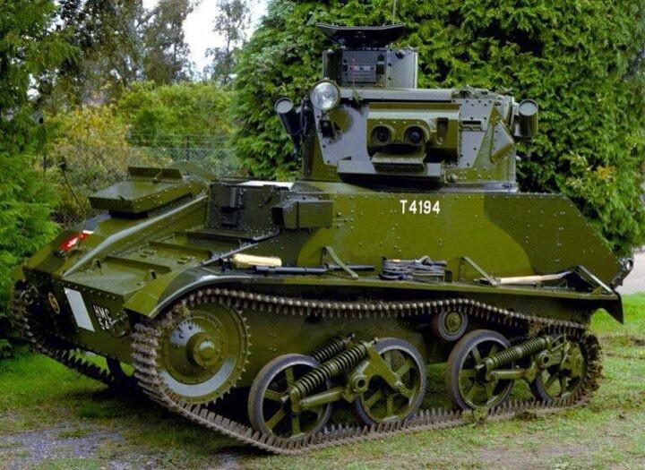Mark VI Light tank