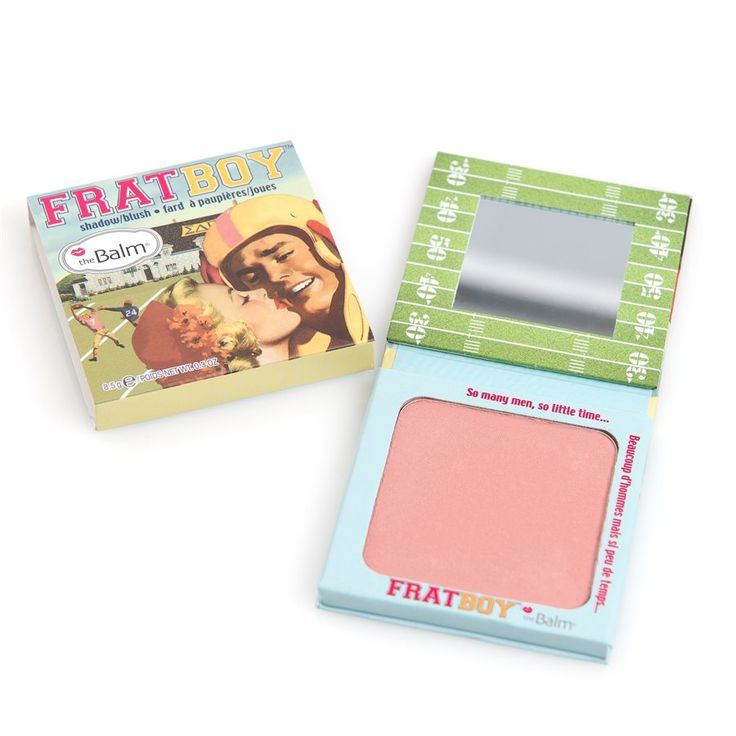 The Balm Frat Boy Shadow/Blush Peachy Apricot, 139 kr hos cocopanda.se