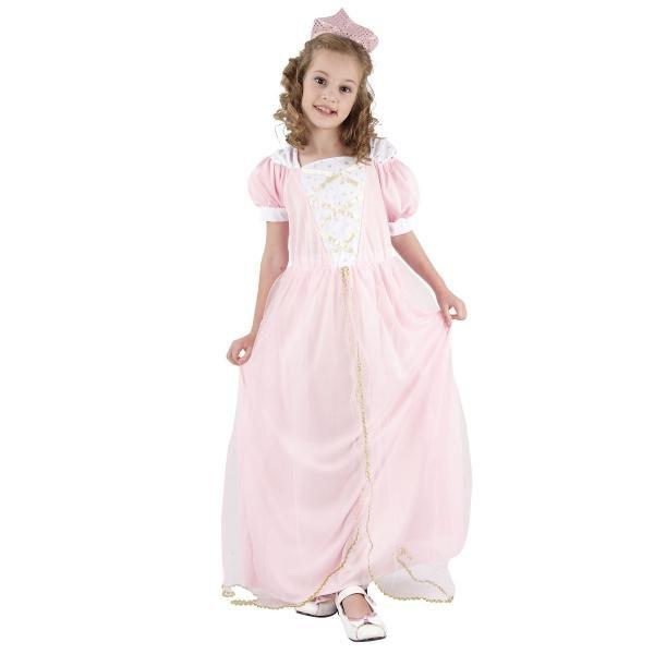 Karnevalový kostým Princezná Ruženka, S - Casallia