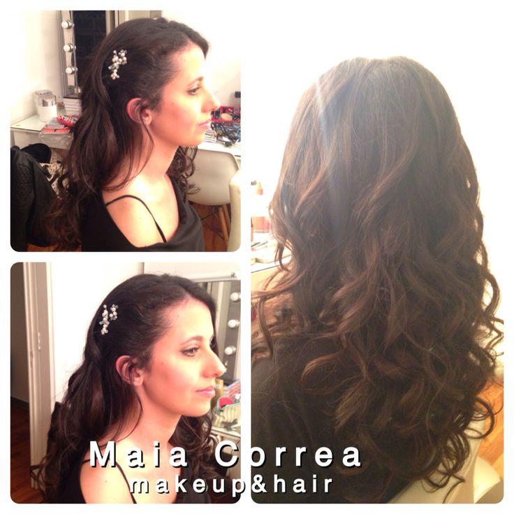 Prueba novia  #bride #makeup #hair