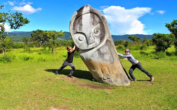 Bada Valley or Valley Napu Travel 2017