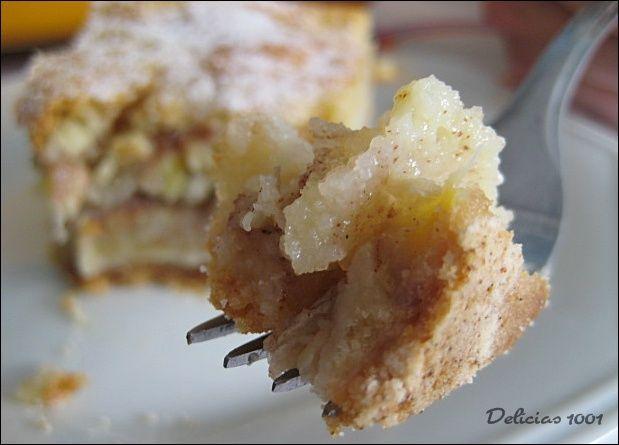 Torta Preguiçosa de Banana