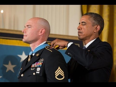 Aug 26, 2013 President Barack Obama awards Staff Sergeant Ty M. Carter, U.S. Army, the Medal of Honor for his courageous actions while serving as a cavalry scout with Bravo Troop, 3rd Squadron, 61st Cavalry Regiment, 4th Brigade Combat Team, 4th Infantry Division, during combat operations in Kamdesh District, Nuristan Province, Afghanistan on October 3, 2009. Staff Sergeant Carter is the fifth living recipient to be awarded the Medal of Honor for actions in Iraq or Afghanistan.