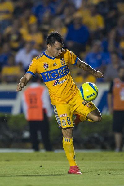4787f46969d Lucas Zelarayan Photos Photos: Tigres UANL vs. Morelia - Torneo Clausura 2018  Liga MX | Rumours | Liguilla mx, Ligar