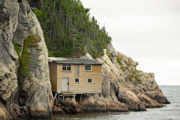 Shoe Cove Newfoundland Canada