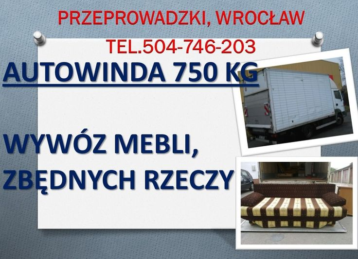 Transport we Wrocławiu, tel 504-746-203. Przewóz mebli, wnoszenie i znoszenie rzeczy. Transporty i przewozy we Wrocławiu , tel 504-746-203. Przewóz mebli i rzeczy.