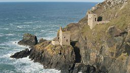 Cameras rolled with Levant Mine playing the role of the fictional Tressiders Rolling Mill while Owles and Crowns near Botallack starred as Ross Poldark's Wheal Leisure.