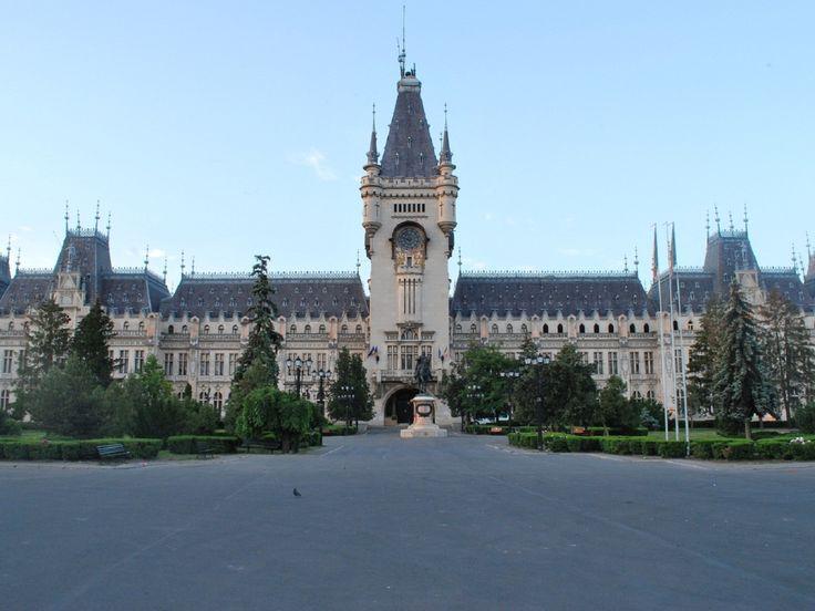 From Iasi to Chisinau, Republic Of Moldavia
