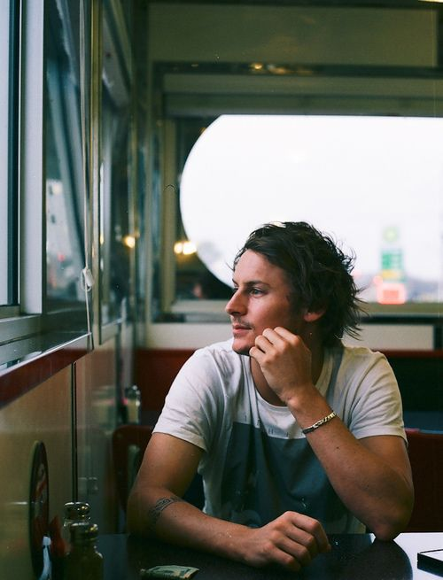 Ben Howard, I have never loved a musical artist this much. He's my true favorite.